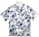 Chinese Mens Blouse - Dragons #4