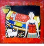 Chinese Oil Painting - Mother & Son