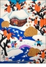Chinese Peasant Painting - A Snowy Day #35