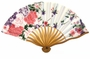 Chinese Hand Fan - Flowers #14