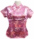Chinese Silk Blouse - Dragon & Phoenix  #7