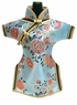 Chinese Wine Bottle Cover - Flowers #21