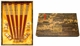 Chinese Wood Chopstick Set - Good Fortune (5 Pairs) #19