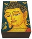 Chinese Wooden Jewelry Box - Buddha #94