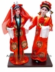 Collectible Chinese Dolls - Chinese Opera Dolls / Bride & Groom #208