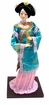 Collectible Chinese Doll - Princess Holding Comb #200