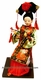 Collectible Chinese Doll - Qing Dynasty Princess Playing Flute #202