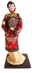 Collectible Chinese Doll - Princess Holding Fan #203