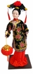 Collectible Chinese Doll - Princess Holding Lantern #173