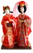 Collectible Chinese Dolls - Bride & Groom