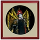 Framed Chinese Art - Chinese Opera / General #6