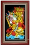Framed Chinese Art - Chinese Opera Figure / Monkey King #37