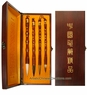 Premium Chinese Calligraphy Set - Four Chinese Calligraphy Brushes #19