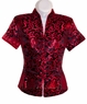 Wealth Flowers Blouse #12
