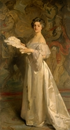 Ada Rehan painting reproduction, John Singer Sargent