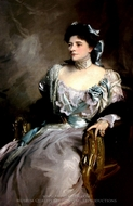 Alice Wernher painting reproduction, John Singer Sargent