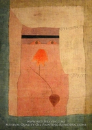 Arab Song by Paul Klee