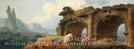Arches in Ruins painting reproduction, Hubert Robert