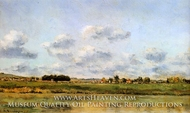 Banks of the Loing by Charles Daubigny