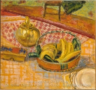 Basket of Bananas by Pierre Bonnard