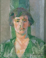 Beatrice Stein Steegmuller by Jacques Villon
