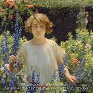 Betty Newell by Charles Courtney Curran
