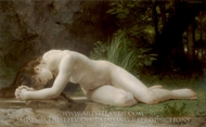 Biblis painting reproduction, William Adolphe Bouguereau
