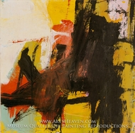 Black Reflections painting reproduction, Franz Kline