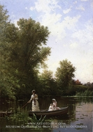 Boating in the Afternoon by Alfred Thompson Bricher