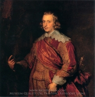 Cardinal Infante Ferdinand painting reproduction, Sir Anthony Van Dyck