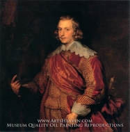 Cardinal Infante Ferdinand by Sir Anthony Van Dyck