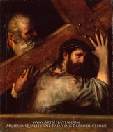 Carrying of the Cross by Titian