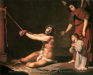 Christ and the Christian Soul painting reproduction, Diego Velazquez