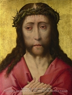 Christ Crowned with Thorns by Dieric Bouts
