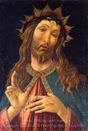 Christ Crowned with Thorns painting reproduction, Sandro Botticelli