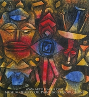 Collection of Figurines by Paul Klee