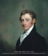 David Sears, Jr. by Gilbert Stuart