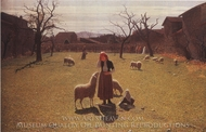 Deluded Hopes painting reproduction, Giuseppe Pellizza Da Volpedo