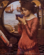 Destiny painting reproduction, John William Waterhouse