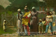 Dressing for the Carnival by Winslow Homer