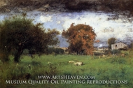 Early Autumn, Montclair by George Inness