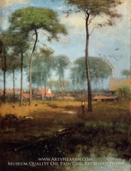 Early Morning, Tarpon Springs by George Inness