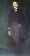 Edward Guthrie Kennedy painting reproduction, James McNeill Whistler