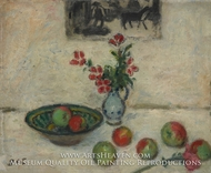 Flowers and Fruit by Georges D'Espagnat