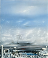 From Green to White by Yves Tanguy