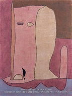 Gartenfigur by Paul Klee