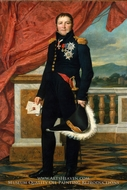 General Etienne-Maurice Gerard, Marshal of France by Jacques-Louis David