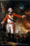 General George Eliott by Mather Brown