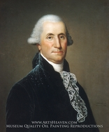 George Washington by Adolph Ulrich Wertmuller