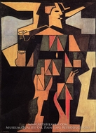 Harlequin by Juan Gris